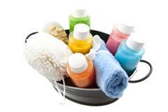 bathproducts στοκ φωτογραφία
