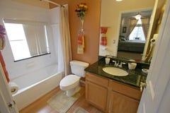 Bathroom. A Interior Shot of a Bathroom in Florida Royalty Free Stock Photo
