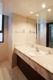 Bathroom. A bathroom of an apartment in Shanghai Stock Photo