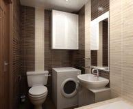Bathroom Royalty Free Stock Photography