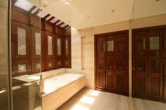 Bathroom. A bathroom of an old lane house Royalty Free Stock Photos