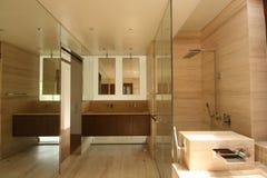 Bathroom. A bathroom of an old lane house Royalty Free Stock Photo