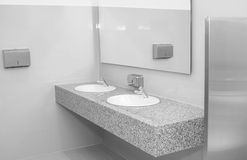 Bathroom. Royalty Free Stock Photography