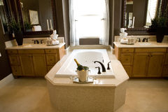 Bathroom 1720 Stock Photography