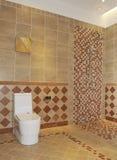 The bathroom Stock Photography