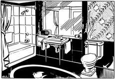 Free Bathroom 2 Royalty Free Stock Image - 42099406