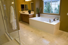 Bathroom 2404 Royalty Free Stock Images