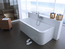 Free Bathroom Royalty Free Stock Image - 34697016