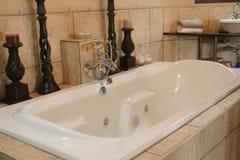 Bathroom. In honeymoon suite Royalty Free Stock Photos