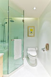 Bathroom 4 Royalty Free Stock Photos