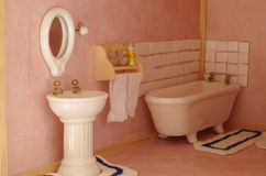 Free Bathroom Stock Photo - 53883950