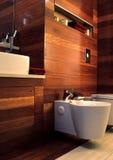 bathroom Στοκ Εικόνα