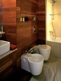 bathroom Στοκ φωτογραφία με δικαίωμα ελεύθερης χρήσης