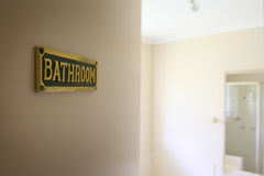 Bathroom Royalty Free Stock Image