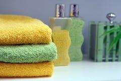Bathroom accessory Stock Image