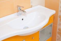 Bathroom closeup Royalty Free Stock Photo