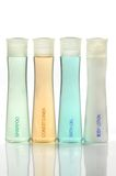 Bathroom cosmetics set Stock Photography