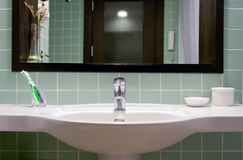 Bathroom design Royalty Free Stock Images