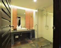 Bathroom design Stock Photos