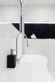 Bathroom design Royalty Free Stock Photos