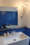bathroom designer Στοκ εικόνα με δικαίωμα ελεύθερης χρήσης
