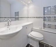 Bathroom detail Stock Photo