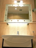 bathroom elegant Στοκ φωτογραφία με δικαίωμα ελεύθερης χρήσης