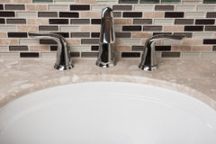 Bathroom Faucet Sink Royalty Free Stock Photo