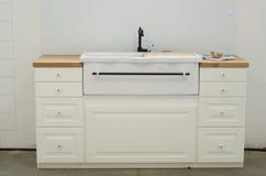 Bathroom furniture Stock Photo