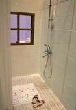Bathroom - home interiors Stock Image