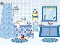 Bathroom Stock Image