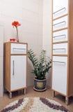 bathroom interior Στοκ φωτογραφία με δικαίωμα ελεύθερης χρήσης