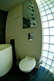 Bathroom interior. Design of a new home Royalty Free Stock Image