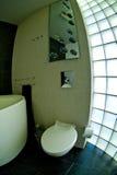 bathroom interior Στοκ εικόνα με δικαίωμα ελεύθερης χρήσης