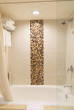 Bathroom interior of brand new luxury resort hotel Stock Photos