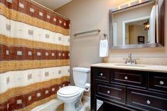 Bathroom interior. Stock Photos