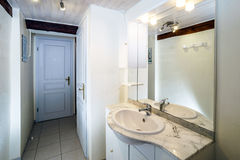 Bathroom interior and details Stock Photography