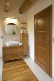bathroom interior modern stylish Στοκ Φωτογραφίες