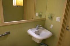 Bathroom interiors Stock Photo