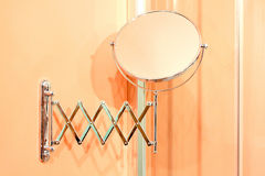 Bathroom mirror Royalty Free Stock Photography