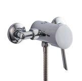 Bathroom Mixer Shower Stock Photography