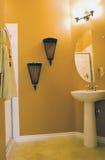 bathroom modern Στοκ εικόνες με δικαίωμα ελεύθερης χρήσης