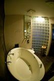 bathroom modern Στοκ Φωτογραφίες