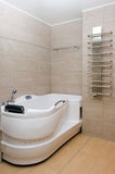 Bathroom modern interior Royalty Free Stock Images