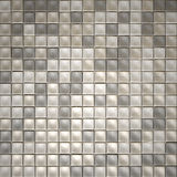 Bathroom Mosaics Stock Photo