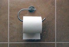 Bathroom necessity Royalty Free Stock Photos