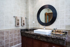 Bathroom part Royalty Free Stock Images