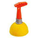 Bathroom plunger Royalty Free Stock Photos