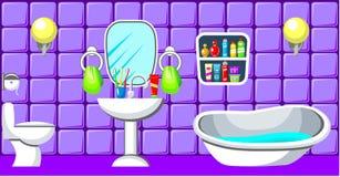 Bathroom. Stock Photos