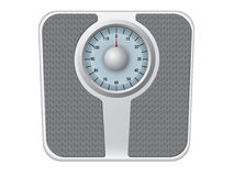 Bathroom scale Royalty Free Stock Images